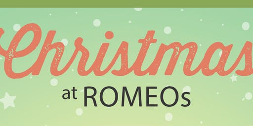 Christmas Dinner @ ROMEOs Kitchen & The Coast Kamloops Hotel and Conference Centre