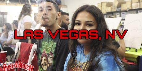 Puff and Brush - Las Vegas, NV tickets