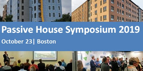 Passive House Symposium 2019 tickets