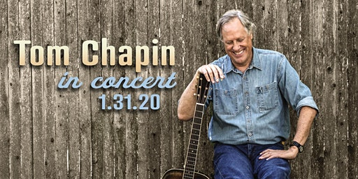 Tom Chapin in Concert