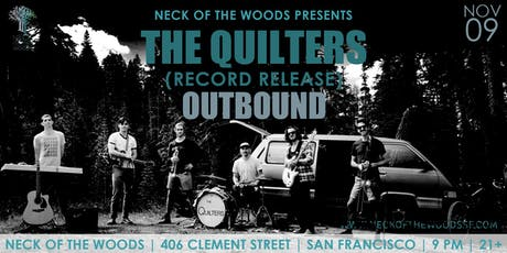 The Quilters, OUTBOUND tickets