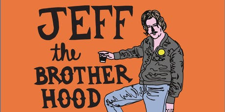 JEFF THE BROTHERHOOD • The Berries at Barracuda tickets