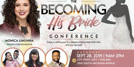 The Becoming His Bride Conference tickets