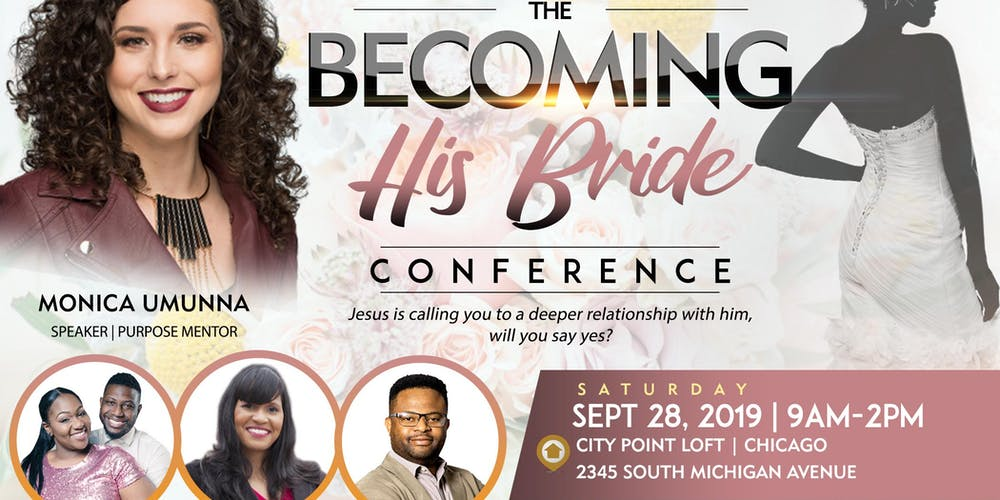 The Becoming His Bride Conference