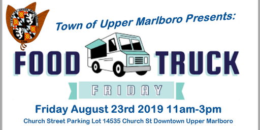 August Food Truck Friday