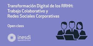 Transformación Digital de los RRHH: Trabajo...