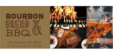 Bourbon, Brews & BBQ tickets