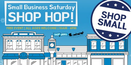 Historic Downtown Sanford Shop Hop - Shop Small For the Holidays tickets