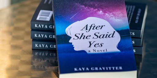 Reading for Women's Fiction Novel After She Said Yes By Kaya Gravitter
