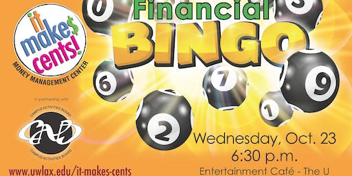IMC! Financial Bingo