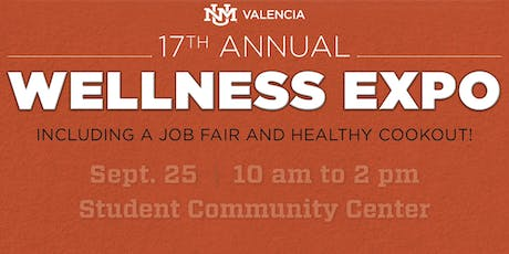 17th Annual Wellness Expo tickets