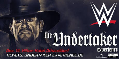 The Undertaker Experience Tickets