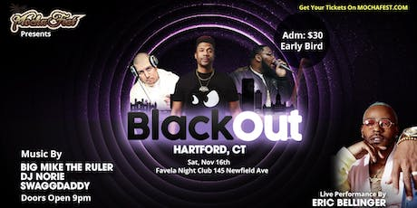 Black Out Hartford, CT tickets