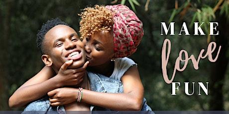 Make Love Fun Again: A Couples Retreat  tickets