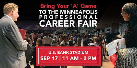 Minneapolis Professional Career Fair tickets