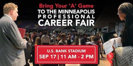 Minneapolis Professional Career Fair tickets