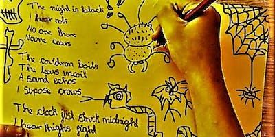 Cut Up & Create! Bats, Cats & What\