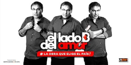 """GABRIEL ROLON """"El Lado B del Amor"""" entradas"""