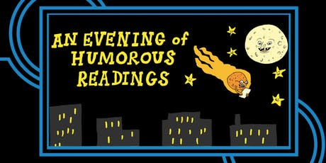 An Evening of Humorous Readings tickets