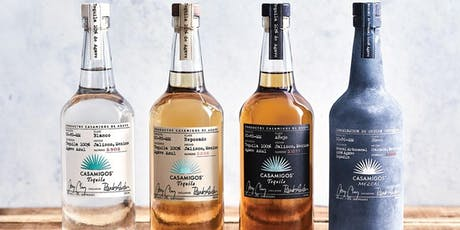 Mixology Class with Casamigos tickets