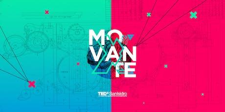 TEDxSanIsidro 2019 #Movante entradas