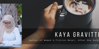 Reading for After She Said Yes By Author Kaya Gravitter