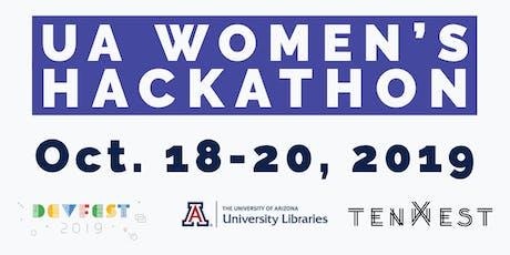 University of Arizona Women's Hackathon tickets