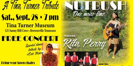 Tina Turner Tribute; Nutbush - One More Time tickets