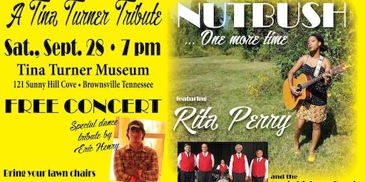 Tina Turner Tribute; Nutbush - One More Time