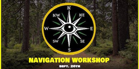 Navigation Workshop tickets