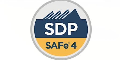 SAFe® 5.0 DevOps Practitioner with SDP Certification San Jose,CA (Weekend) - Scaled Agile Training