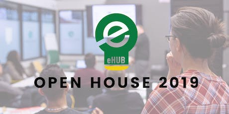 eHUB Open House tickets