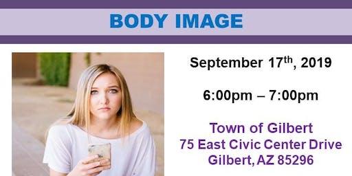notMYkid - Body Image Presentation