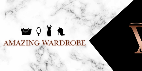 Amazing wardrobe Personal shopping event tickets