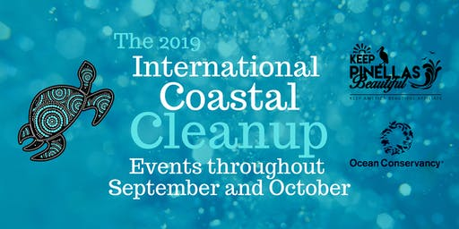 2019 International Coastal Cleanup - Upham Beach Cleanup