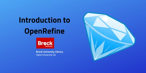 Introduction to OpenRefine