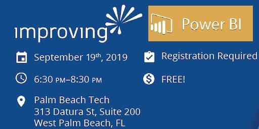 West Palm Beach Power BI Meet Up