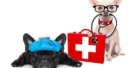 Pet (Dog and Cat) CPR  & First Aid Training tickets