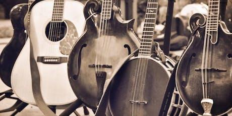 Rough Cut Bluegrass Band tickets