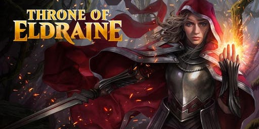 MtG Prerelease Throne of Eldraine 12:30pm Main Event