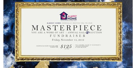 2019 Almost Home Annual Fundraiser Gala tickets