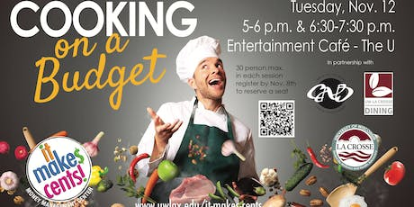 Cooking on a Budget tickets