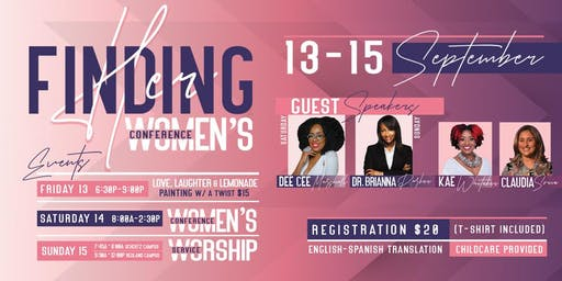 Resurrection Church - Finding Her Women's Conference