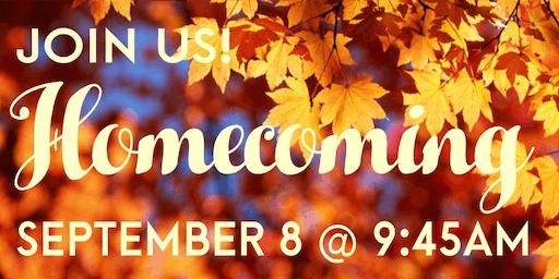 Winnetka Presbyterian Church Homecoming Day