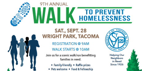 Walk to Prevent Homelessness tickets