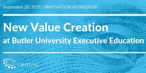 Centric September Innovation Workshop: New Value Creation