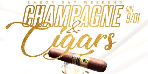 Champagne & Cigars