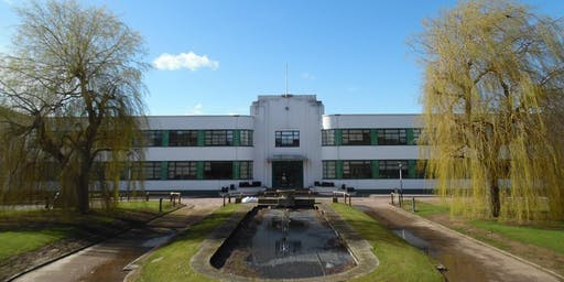 Art Deco Hatfield - The De Havilland Trail
