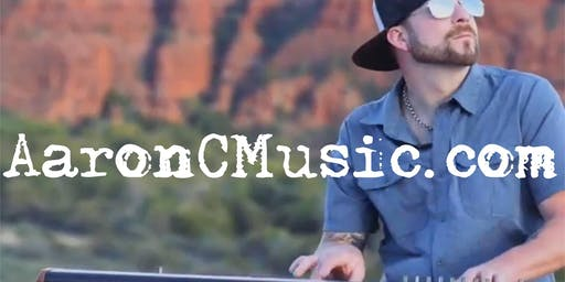 Aaron Christenson & Mosey Down Live