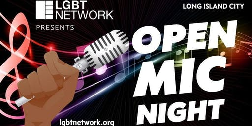 Open Mic Night - All Ages!